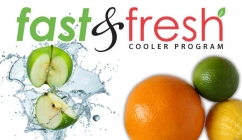 Fast & Fresh Cooler Programs