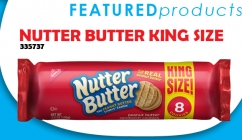 New Nutter Butter King Size!