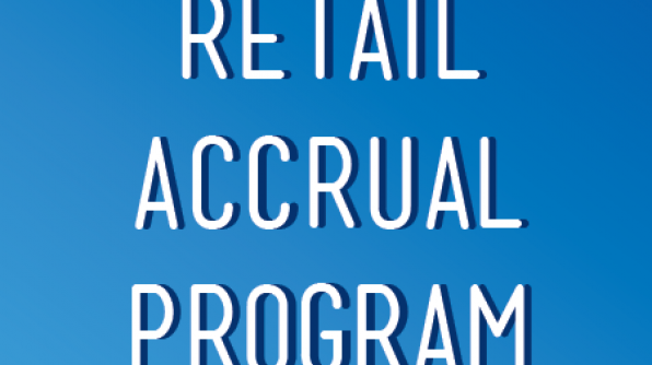 Retail Accrual Program