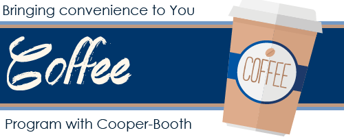 Coffee Program with Cooper-Booth