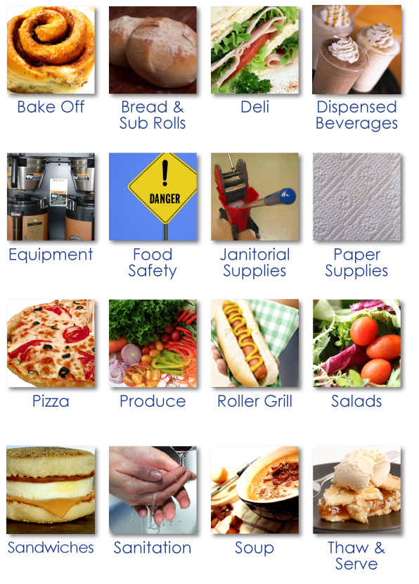 Food Service Image Thumbnail Listing
